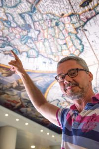 Joris van Eijnatten maps the changing face of Europe